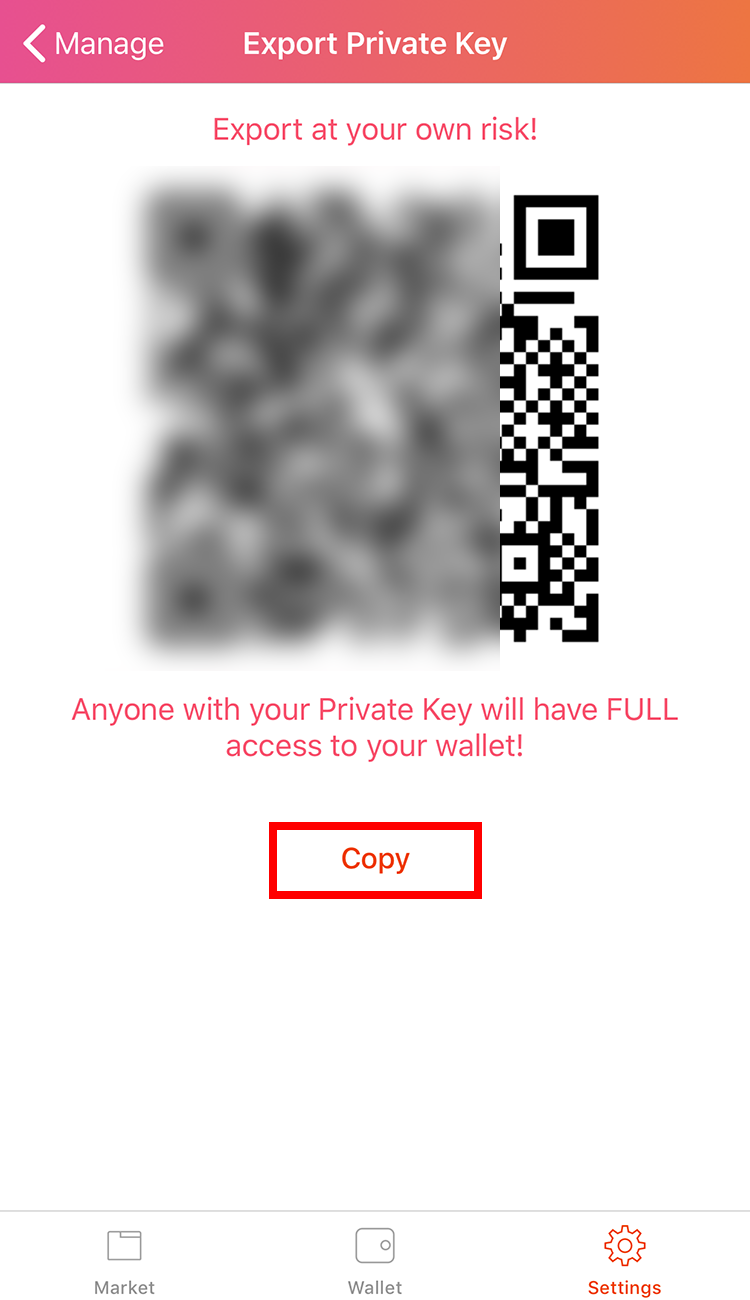 How to use ASOBI WALLET